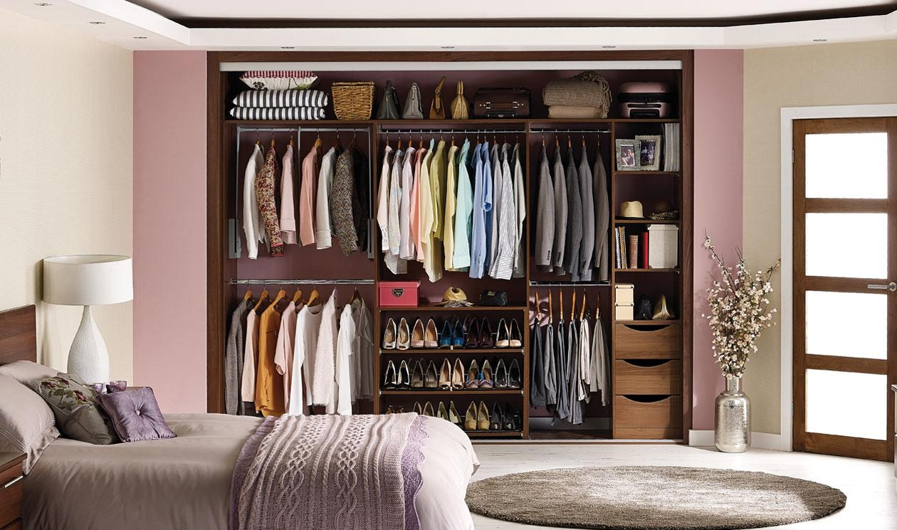 Wardrobe Storage Solutions Bedroom Storage Solutions Sharps Throughout Bedroom Wardrobe Storages (View 11 of 25)