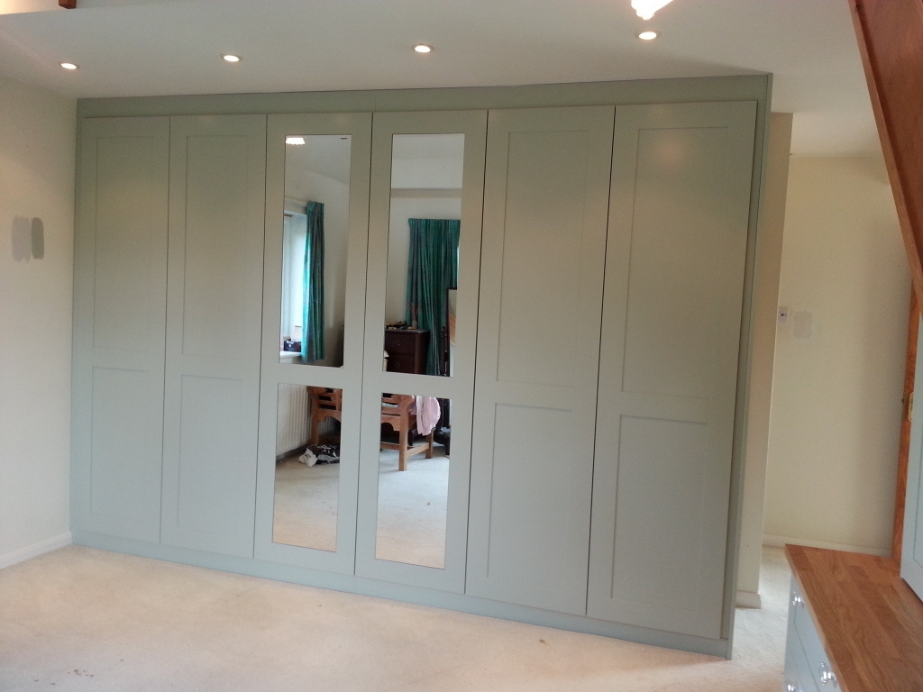 Wardrobes Bespoke Wardrobes Tips For Your High Quality Choice Pertaining To Solid Wood Fitted Wardrobes (Photo 12 of 15)