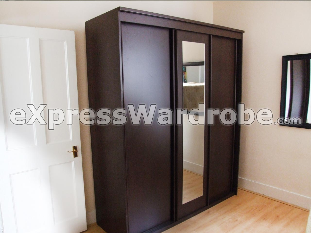 Wardrobes Flat Pack Wardrobes Sliding Door Wardrobes Free Intended For Sliding Door Wardrobes (Image 23 of 25)