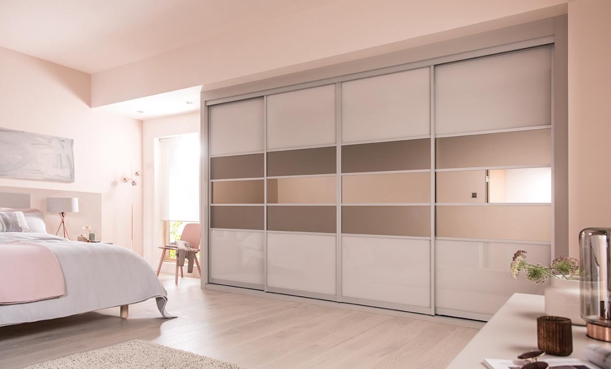 Wardrobes With Sliding Doors Fitted Bedrooms Sharps Pertaining To Sliding Door Wardrobes (Image 25 of 25)