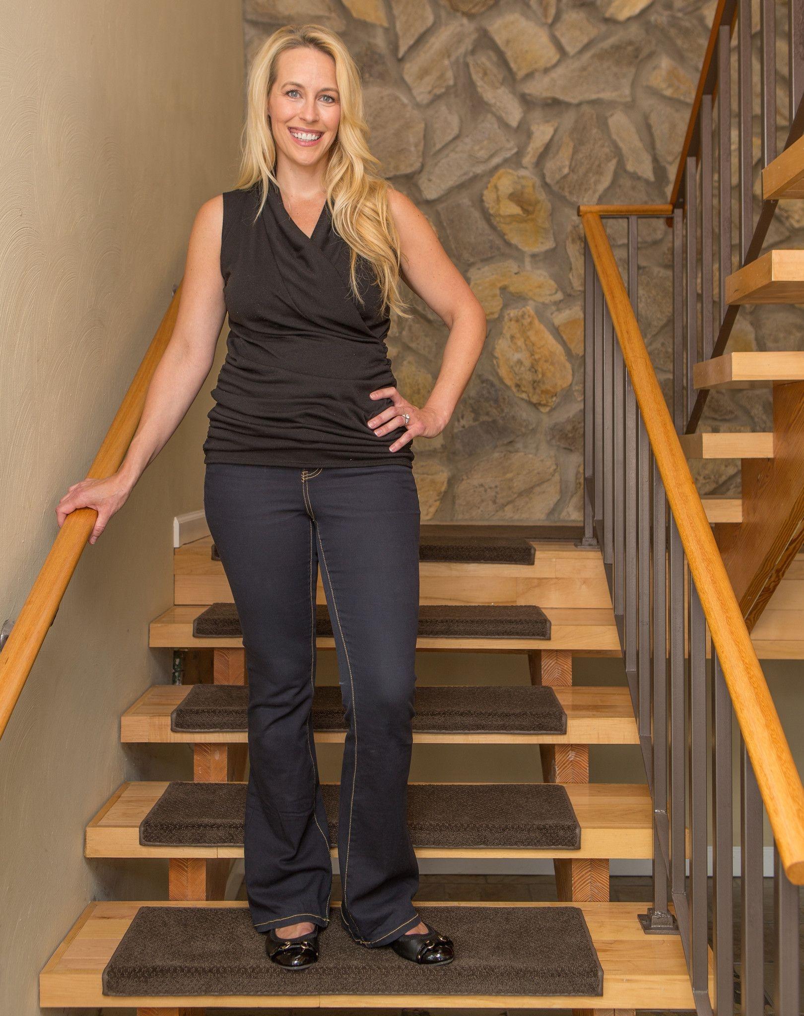 Warwick Adhesive Square Nose Carpet Stair Tread Hallway Within Stair Tread Carpet Adhesive (Image 15 of 15)