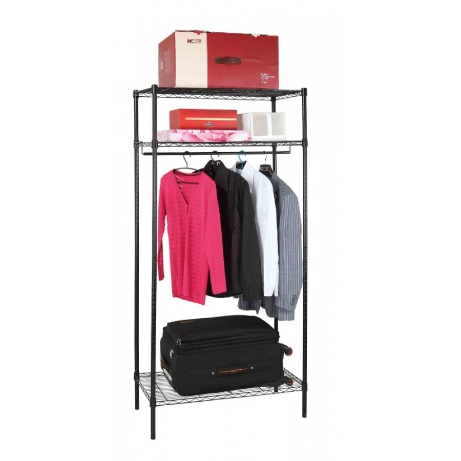 Welcome To The World Of Portable Wardrobes Throughout Metal Wardrobes (View 17 of 25)