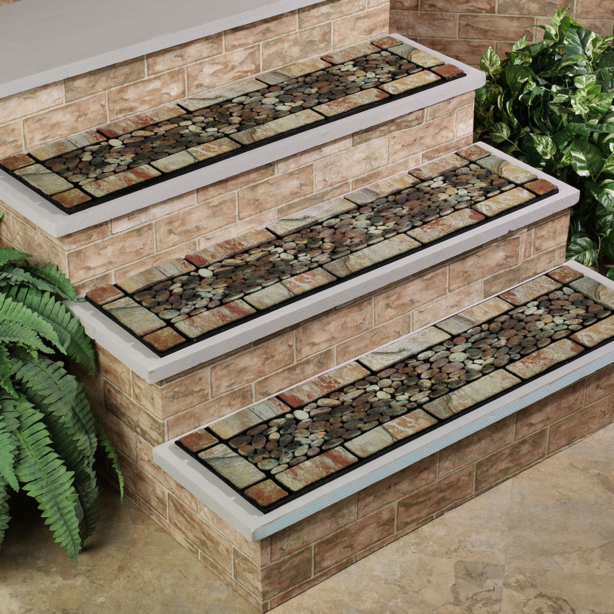 Featured Image of Indoor Outdoor Carpet Stair Treads