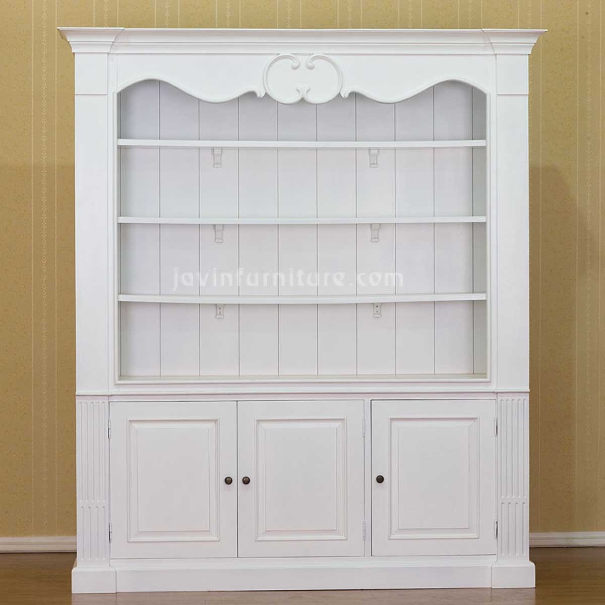 White Bookshelves With Cabinets Creative Cabinets Decoration Inside Bookcase With Bottom Cabinets (Photo 2 of 15)
