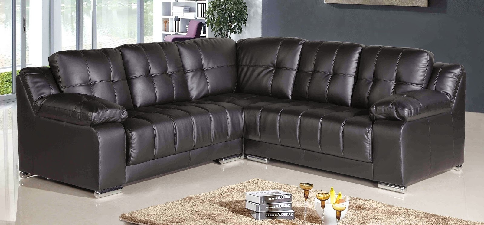 Why To Choose A Corner Sofa To Decorate Your Living Room Find Inside Cheap Corner Sofas (Image 15 of 15)