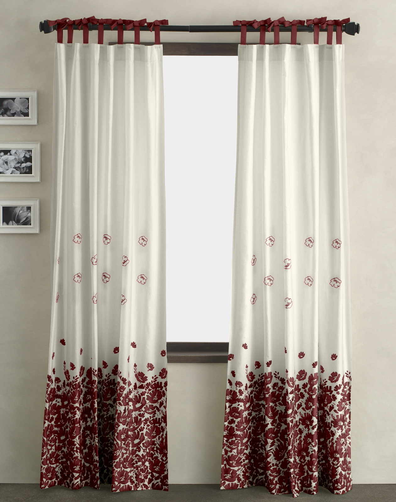 Window Dress Up Your Windows With Best Walmart Curtain Design With Double Panel Shower Curtains (View 21 of 25)