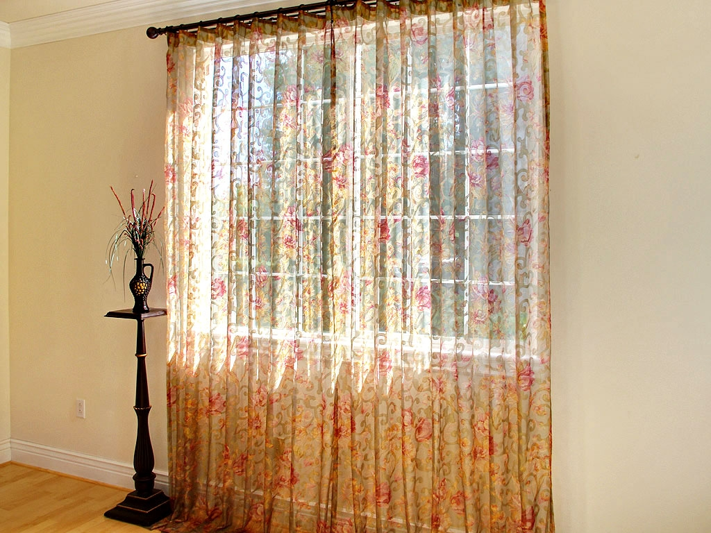 Window Sheer Window Scarves Window Sheers Sheers And Curtains Within Curtains Sheers (Image 25 of 25)