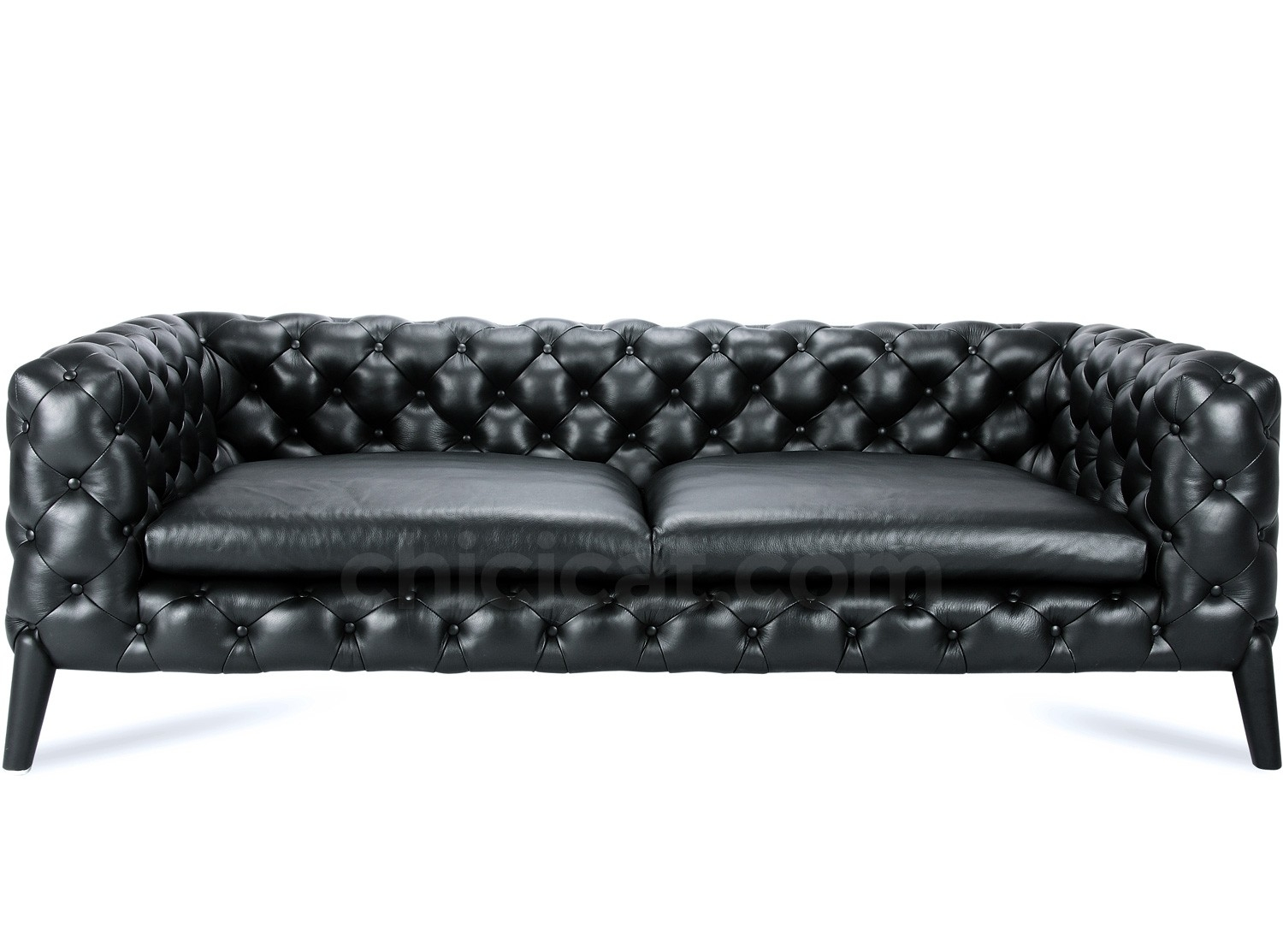 Windsor Chesterfield Sofa Replica Throughout Windsor Sofas (Image 9 of 15)