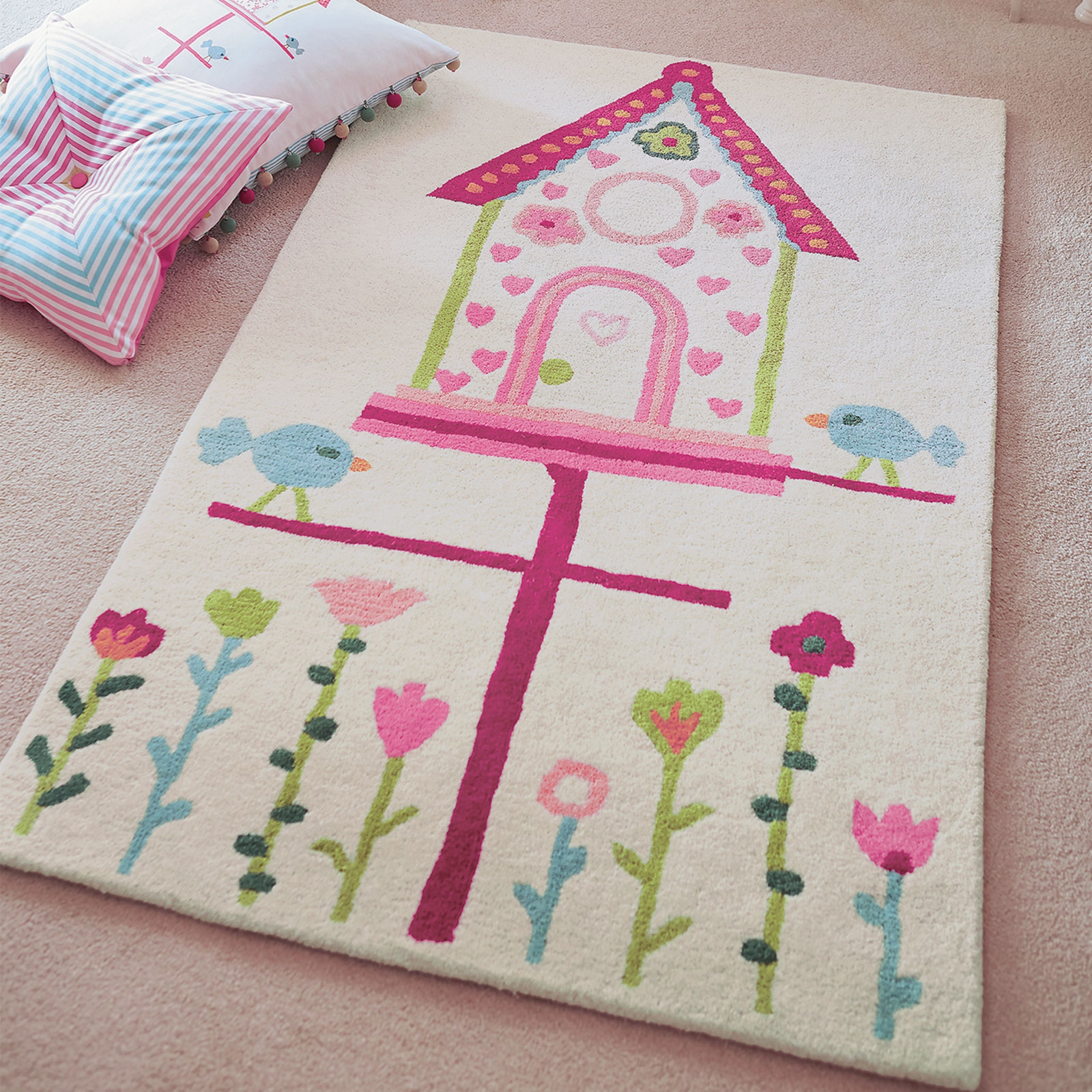 Winsome Ideas Childrens Rugs Excellent Rugs Childrens Non Slip Mat With Pink Alphabet Rugs (View 2 of 15)