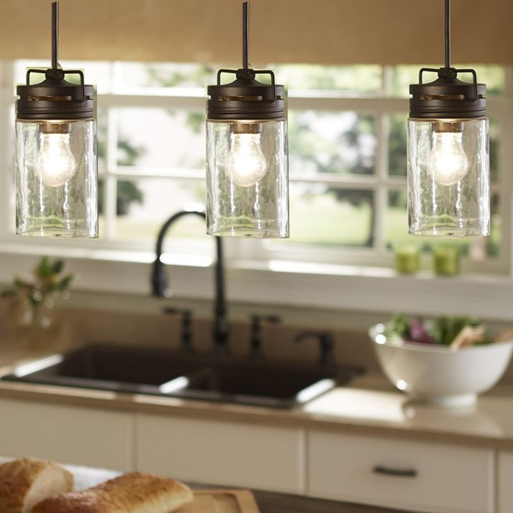 Wonderful Brand New Mini Pendant Lights For Kitchen Throughout Top 25 Best Rustic Pendant Lighting Ideas On Pinterest Kitchen (View 24 of 25)