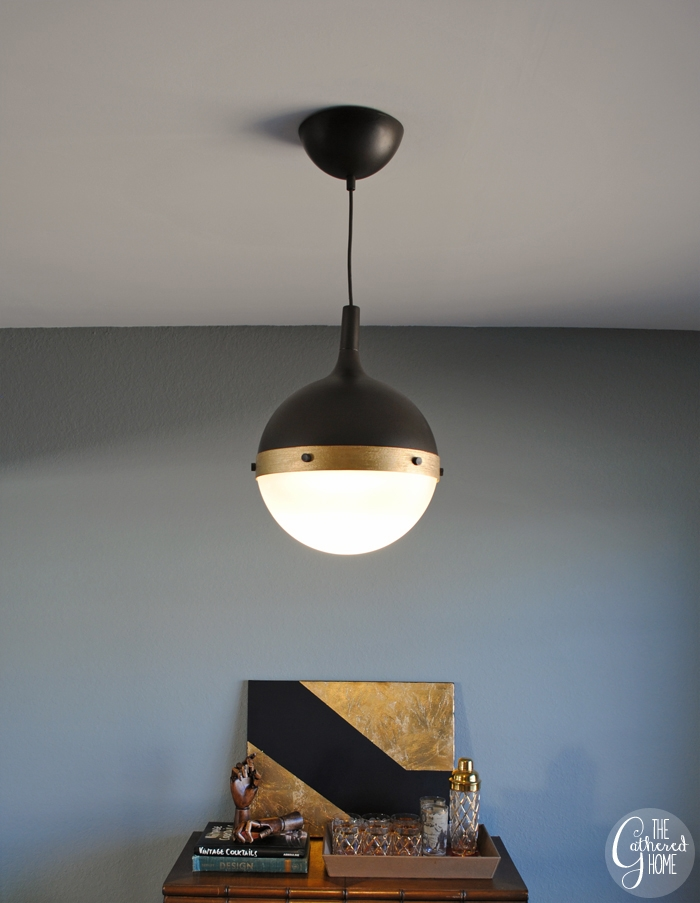 Wonderful Common Hicks Pendant Lights For Diy Ikea Hack Hicks Pendant Light The Gathered Home (View 6 of 25)