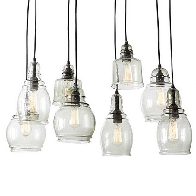 Wonderful Deluxe Glass Shades For Pendant Lights In North Blown Glass Shade Pendant Lighting 11026 Browse Project (View 16 of 25)