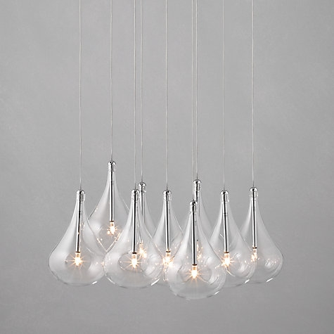 Wonderful Famous Cluster Glass Pendant Light Fixtures With Regard To Jensen Dangle Cluster Ceiling Lights X9 Lights Lighting Online (Image 24 of 25)