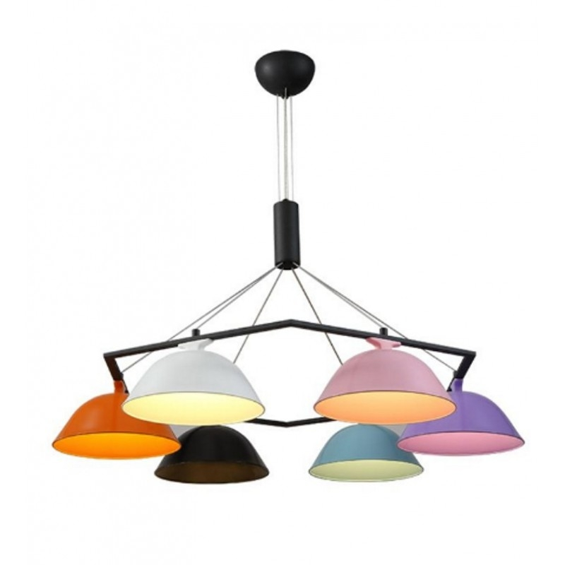 Wonderful Famous Multi Coloured Pendant Lights With Regard To Buy Albio Led Pendant Lamp Multicolor (Image 25 of 25)