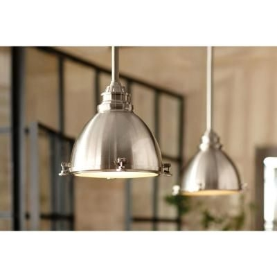 Wonderful Favorite Brushed Stainless Steel Pendant Lights With Best 20 Brushed Nickel Ideas On Pinterest Bathroom Lighting (Image 23 of 25)