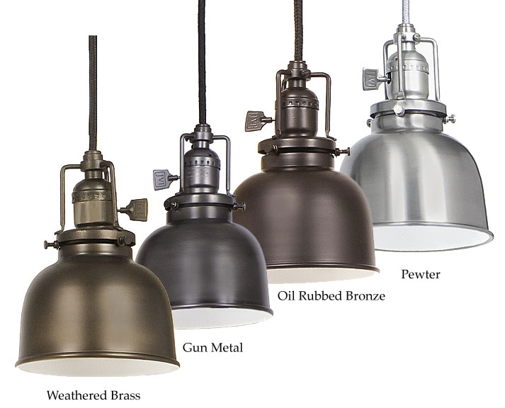 Wonderful High Quality Union Lighting Pendants Intended For Jvi Designs 1200 M2 Union Square Mini 5 Inch Diameter Metal Shade (Image 24 of 25)