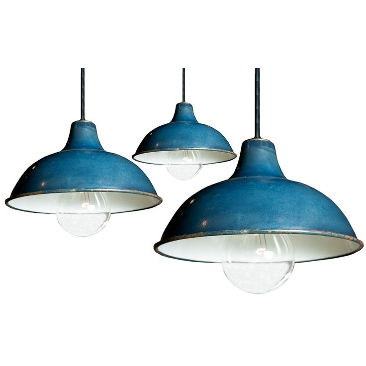 Featured Image of Blue Pendant Light Fixtures