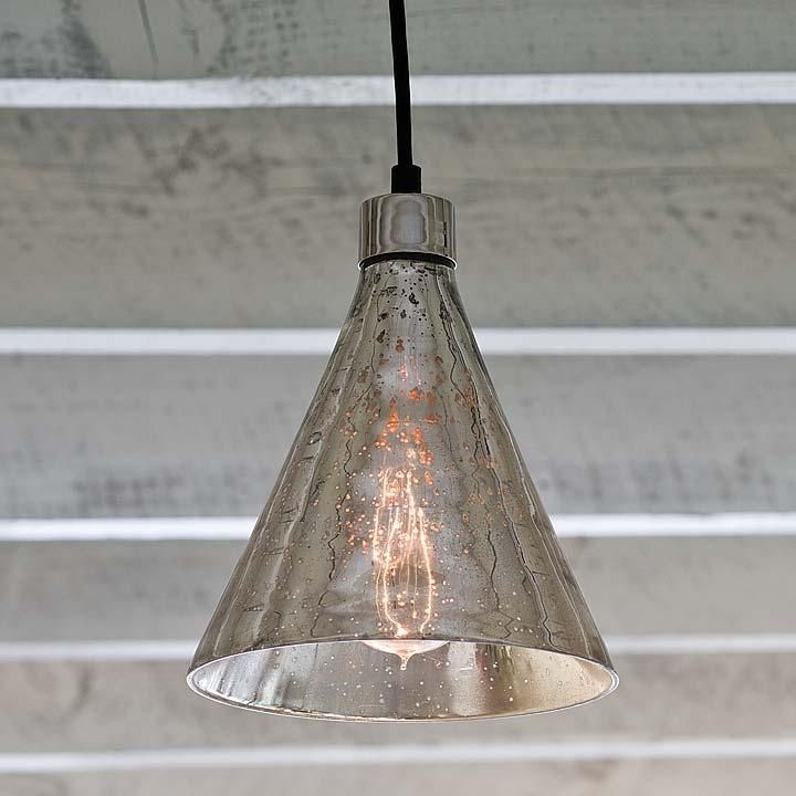 Wonderful New Mercury Glass Pendant Lights Intended For 29 Best Lighting Mercury Glass Images On Pinterest (Image 25 of 25)