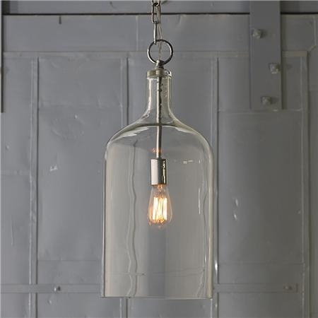 Featured Image of Glass Jug Pendants