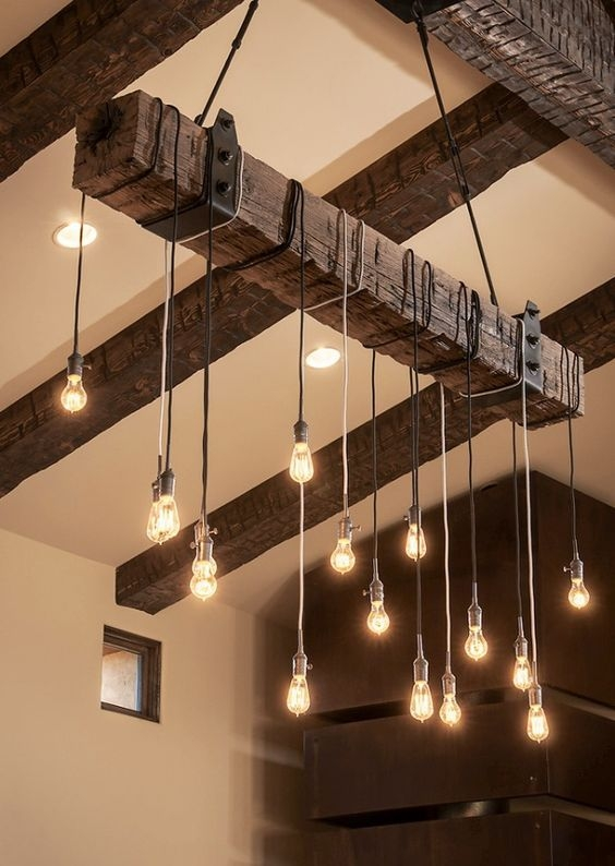 Wonderful Trendy Rustic Lighting With Regard To Best 25 Rustic Kitchen Lighting Ideas On Pinterest Rustic (Image 23 of 25)