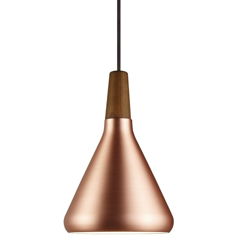Wonderful Unique Copper Pendant Lights Inside Copper Pendant Light (Image 24 of 25)