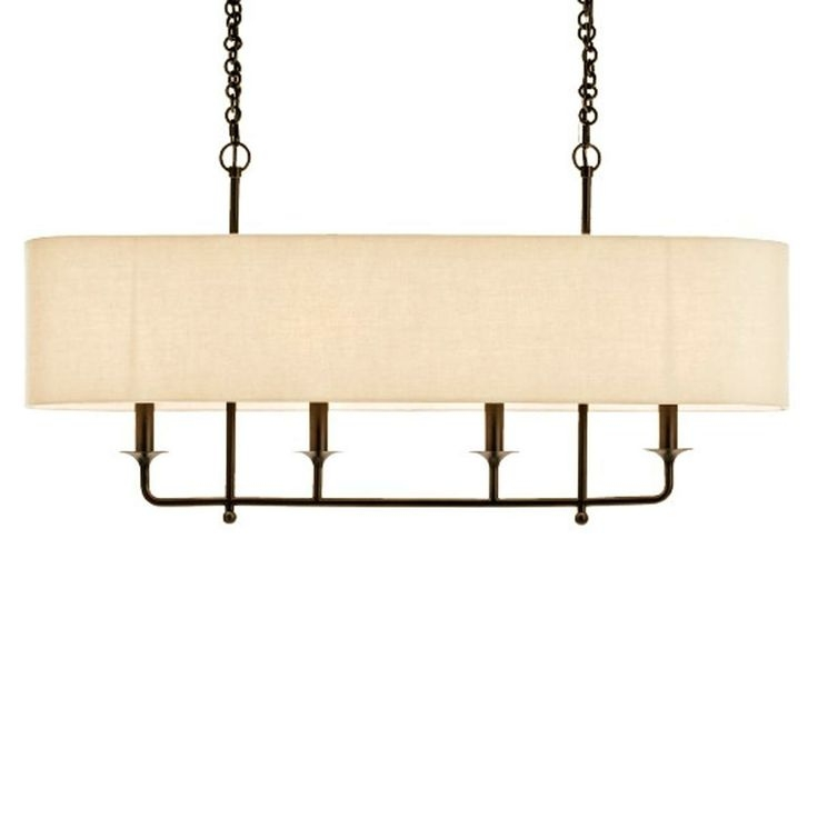 Wonderful Variety Of Rectangular Drum Pendant Lights Inside Chandelier Inspiring Rectangular Drum Shade Chandelier (Image 25 of 25)
