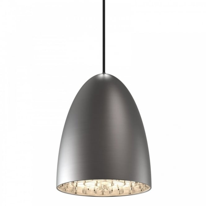 Wonderful Wellknown Brushed Stainless Steel Pendant Lights In Stainless Steel Brushed Steel Pendant Lights (Image 25 of 25)