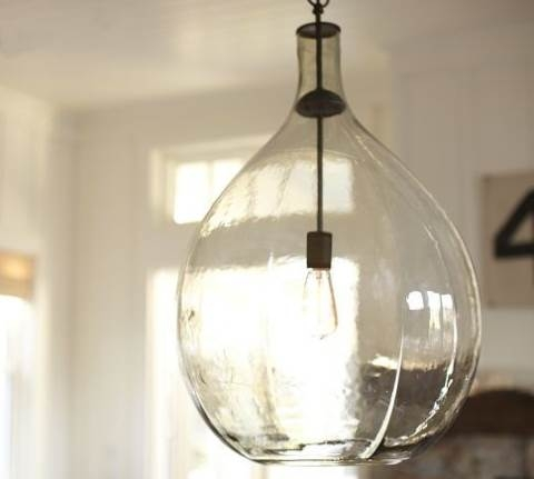 Wonderful Wellknown Hand Blown Glass Pendant Lights For Hand Blown Glass Pendant Lights Naindien (Image 24 of 25)