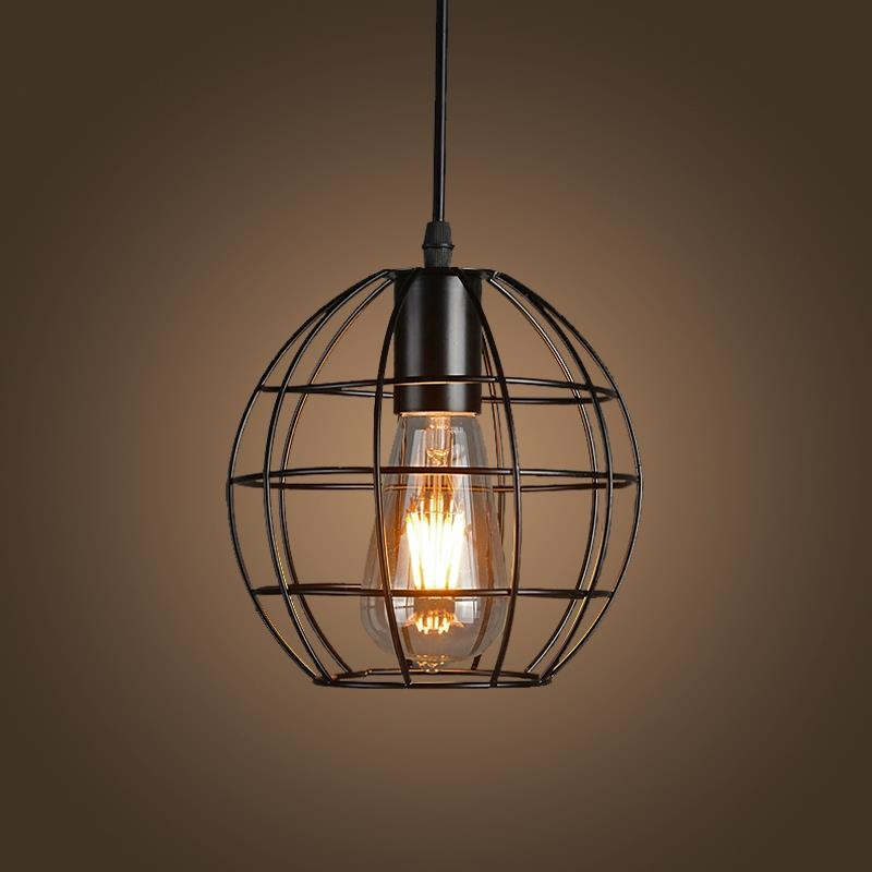 Wonderful Wellliked Birdcage Pendant Lights In Popular Birdcage Lamp Pendant Buy Cheap Birdcage Lamp Pendant Lots (Image 25 of 25)
