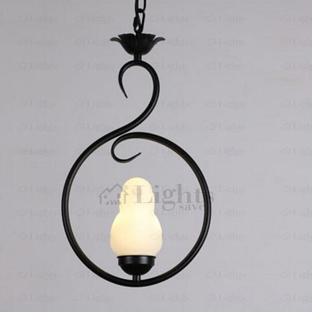 Wonderful Widely Used Wrought Iron Pendant Lights With Bird Shade Black Wrought Iron Pendant Lights (Image 25 of 25)