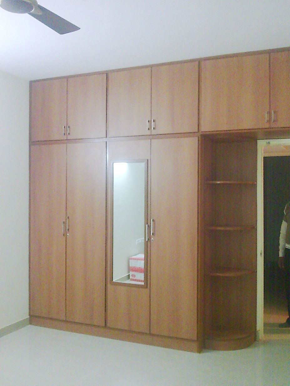 Wooden Cupboards For Bedroom Pertaining To Fitted Wooden Wardrobes (Image 15 of 15)