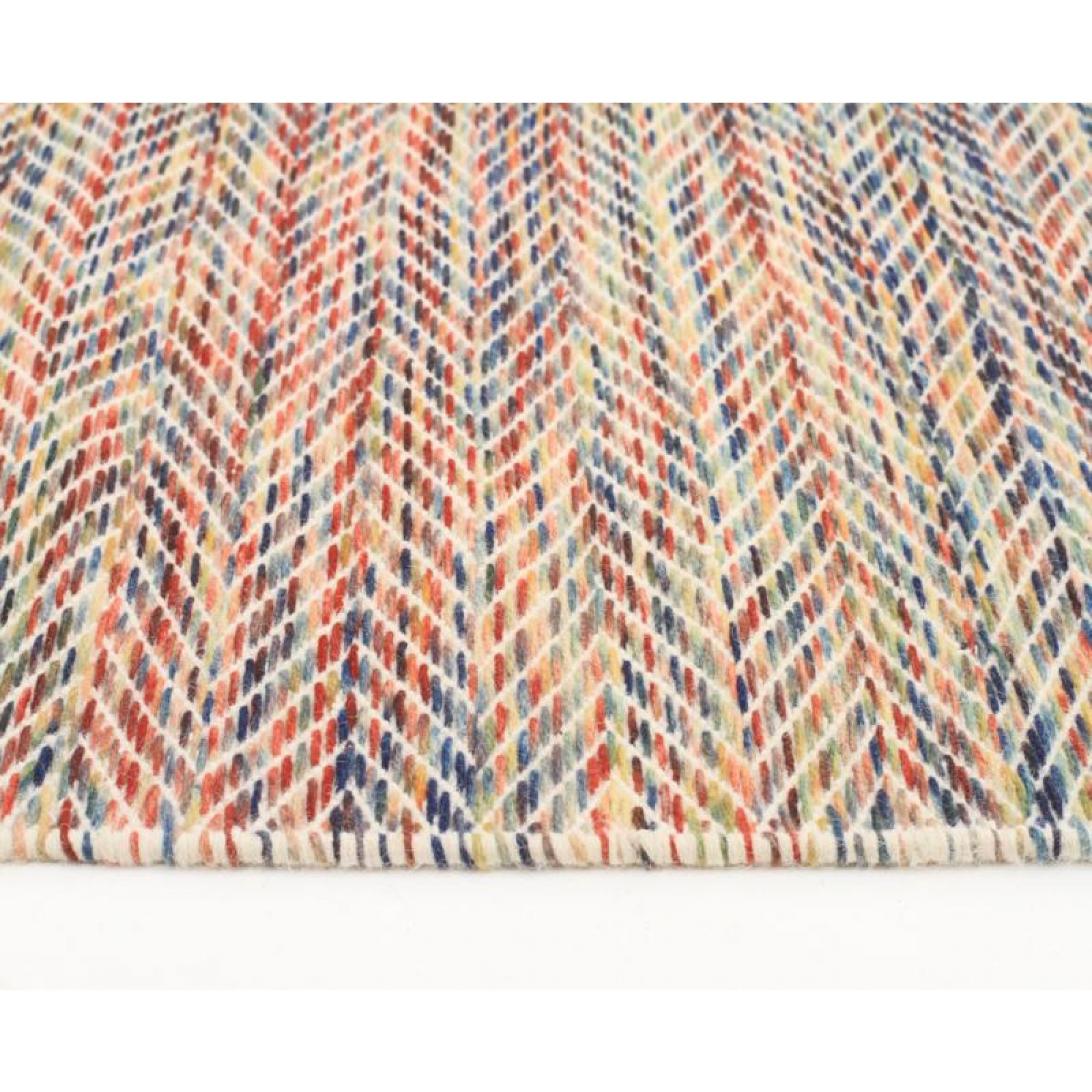 Featured Image of Multi Coloured Wool Rugs