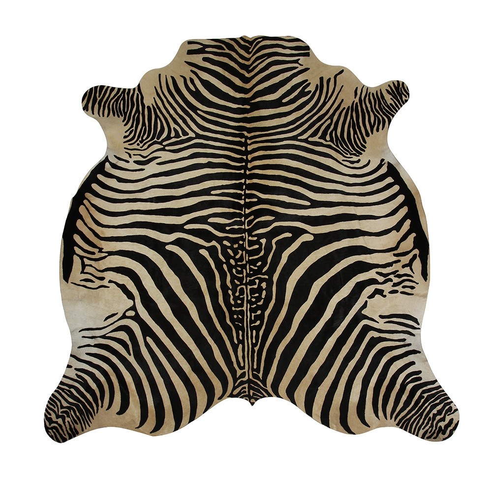 15 Ideas Of Zebra Skin Rugs