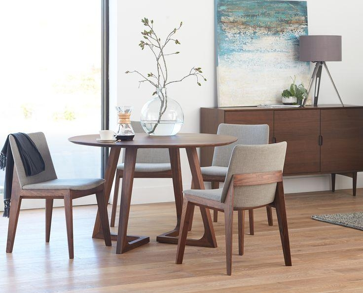 10 Best Dining Room Furniture Images On Pinterest | Dining Room In Scandinavian Dining Tables And Chairs (View 16 of 20)