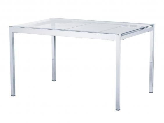 10 Best Extendable Dining Tables | The Independent In Ikea Round Glass Top Dining Tables (Image 1 of 20)