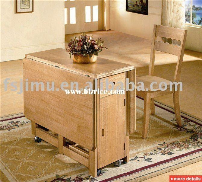 10 Best Furniture Images On Pinterest | Projects, Cat Stairs And With Dining Tables With Fold Away Chairs (View 5 of 20)