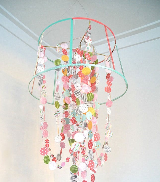 10 Kids Chandeliers Youll Want To Hang In Your Room Brit Co In Chandeliers For Kids (Image 1 of 25)