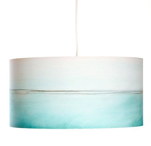 105 Best Sea Glass Lighting Images On Pinterest Glass Pendants Within Turquoise Drum Chandeliers (Image 1 of 25)