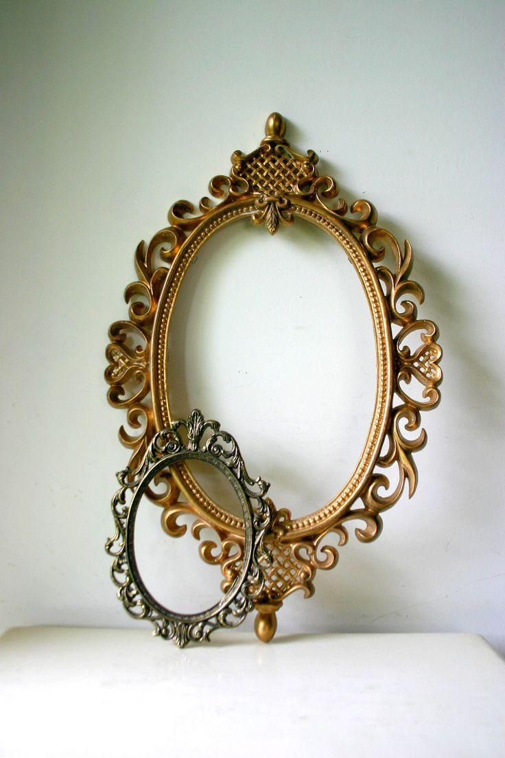 109 Best Baroque Mirror Images On Pinterest | Baroque Mirror With Regard To Small Baroque Mirror (Image 1 of 20)