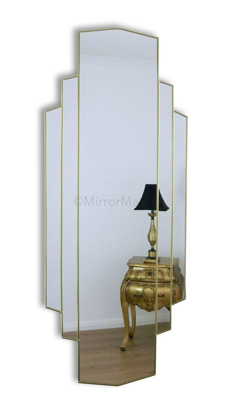 deco bathroom mirror 20 inspirations deco wall mirror mirror ideas 12631