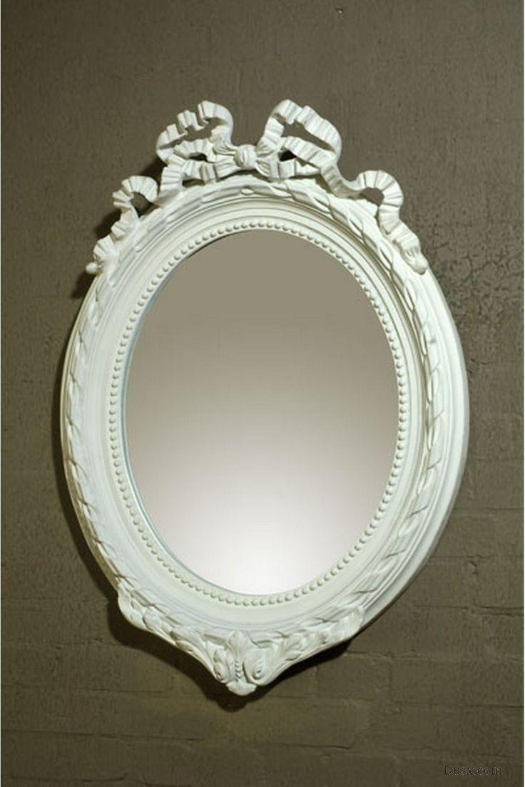 110 Best What Is The Style – French Rococo Mirrors Images On For White French Mirrors (Image 1 of 20)