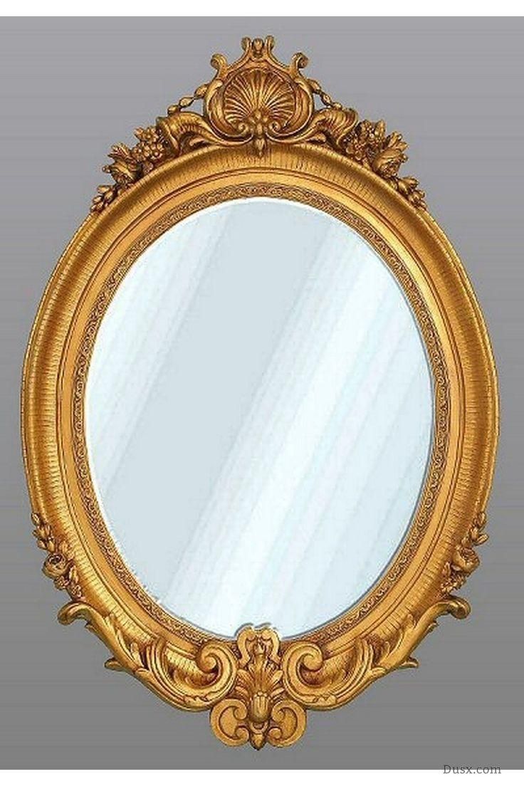 110 Best What Is The Style – French Rococo Mirrors Images On Inside Gold Rococo Mirror (Image 1 of 20)