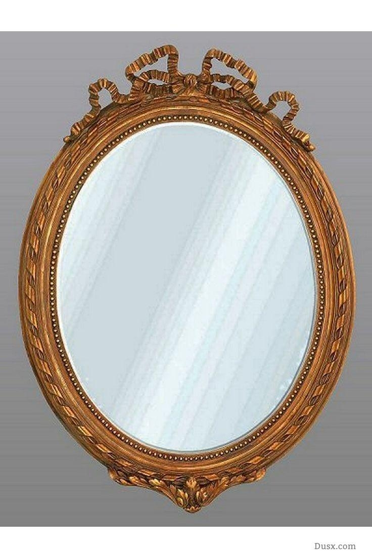 110 Best What Is The Style – French Rococo Mirrors Images On Regarding Antique Gold Mirrors For Sale (Image 3 of 20)