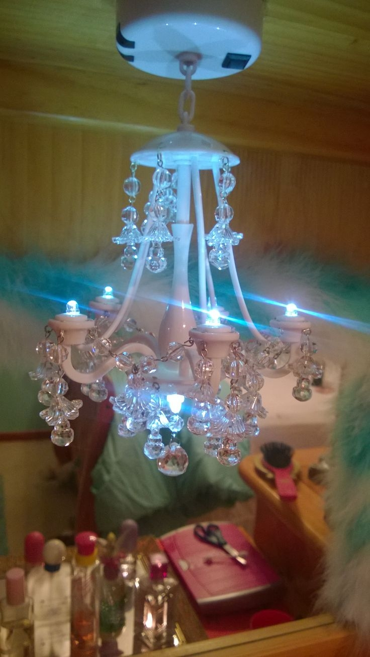 116 Best Frozen Images On Pinterest Chandeliers Crystal Inside Turquoise Mini Chandeliers (Image 1 of 25)