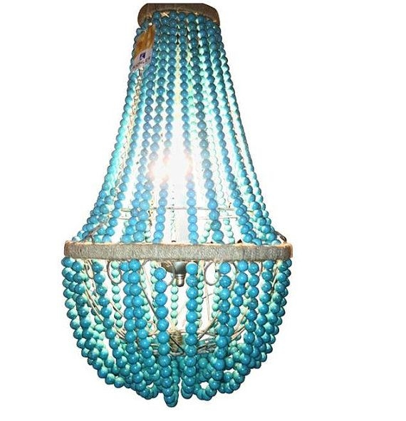 116 Best Light It Up Images On Pinterest For Turquoise Stone Chandelier Lighting (View 4 of 25)