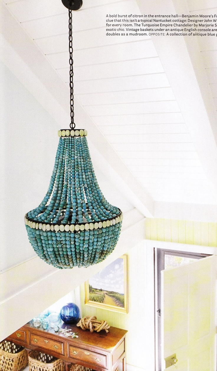 116 Best Light It Up Images On Pinterest Regarding Turquoise Empire Chandeliers (Image 2 of 25)