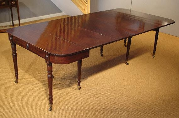 12 Seater Dining Table. .  (Image 1 of 20)