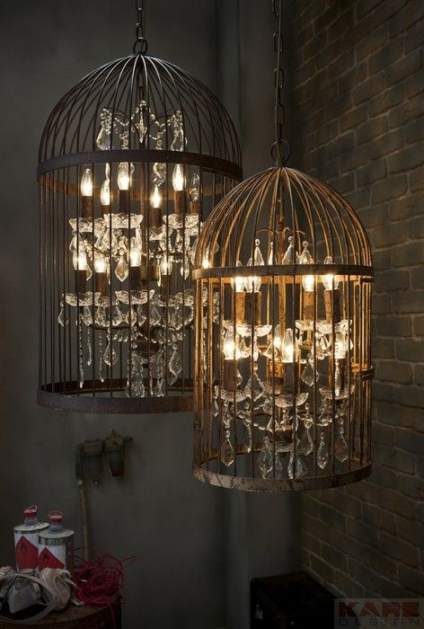 120 Best Let There Be Light Images On Pinterest Throughout Turquoise Birdcage Chandeliers (View 20 of 25)