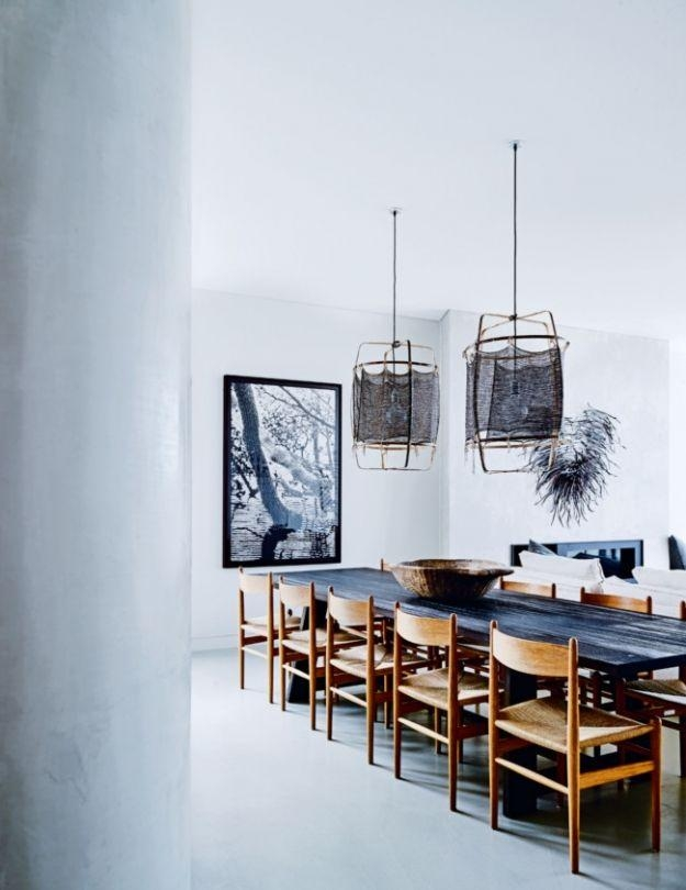 123 Best Dining In Images On Pinterest | Vogue Living, House Tours Within Vogue Dining Tables (View 15 of 20)