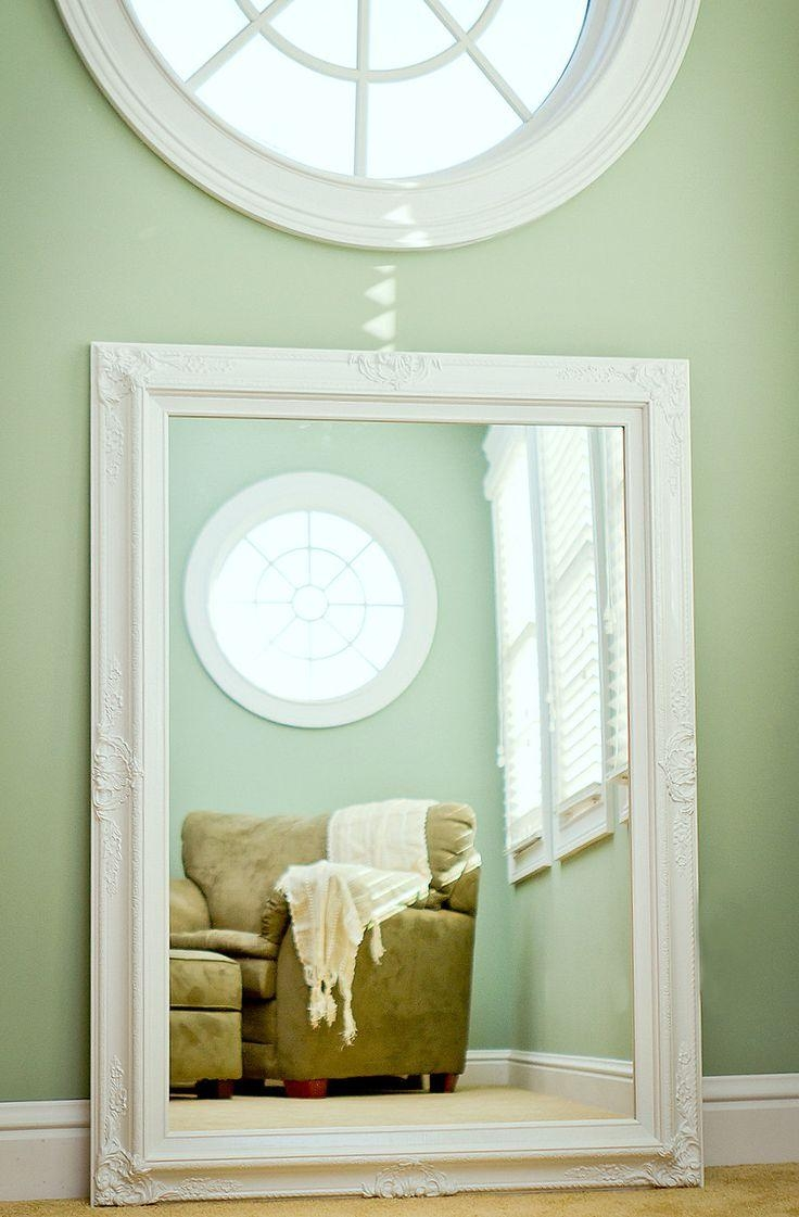 13 Best Mirror Frames For Living Room Images On Pinterest | Mirror In Ornate Bathroom Mirror (Image 1 of 20)